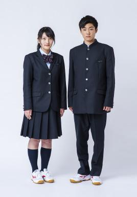 school uniform for Winter