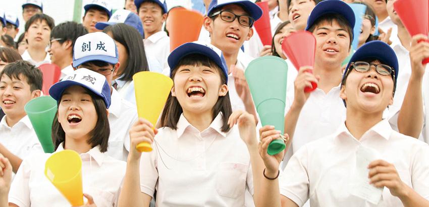 高校生活を彩り、心に残る学校行事